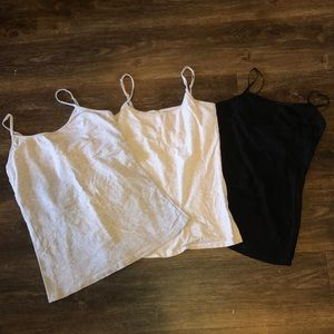 Maidenform, So and Rue21 Tank Tops